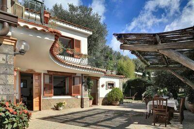 Maison de vacances avec piscine à Massa Lubrense en Italie