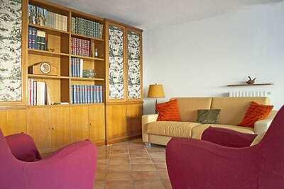 Maison de vacances à Massa Lubrense, Naples, avec balcon