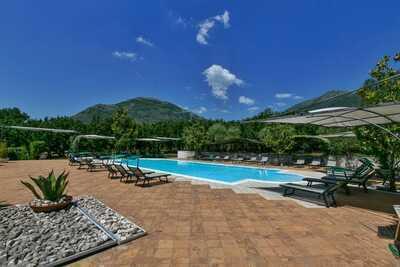Maison de vacances spacieuse à San Cipriano Picentino