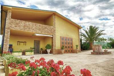 Villa moderne avec piscine privée à Petacciato