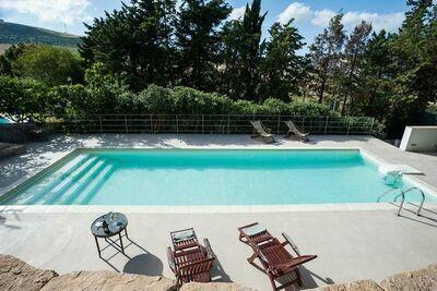 Luxueuse maison de vacances avec piscine à Buseto Palizzolo
