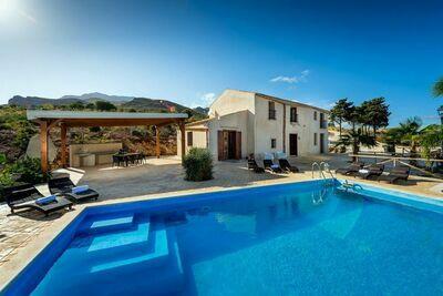 Superbe Villa à Castellammare del Golfo avec piscine