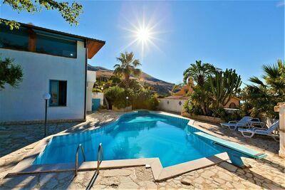 Magnifique maison de vacances à Trapani près de la mer