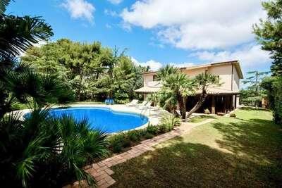 Maison de vacances de luxe à Valderice près de la mer