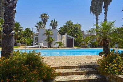 Villa luxueuse avec piscine privée à Marsala en Sicile