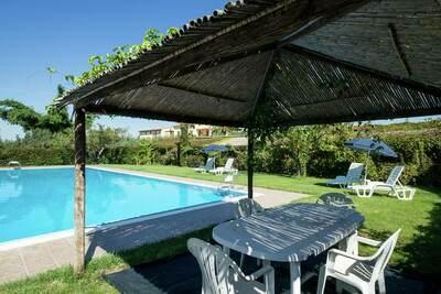 Maison de vacances à Sciacca avec piscine commune