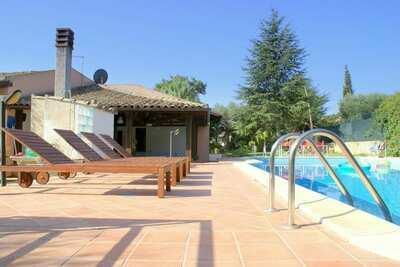 Villa moderne à Caltagirone Italie avec piscine privée