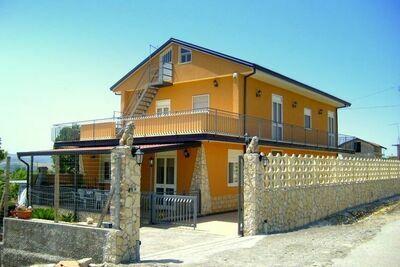 Maison de vacances moderne à Lentini Italie près de la mer