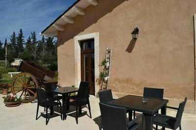 Maison de vacances luxueuse avec piscine à Syracuse