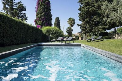 Villa de charme avec piscine, près du centre de Syracuse
