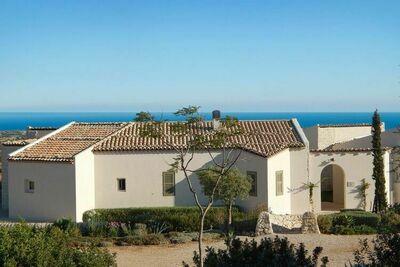 Villa de luxe avec terrasse à Scicli
