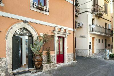 Agréable maison au cœur de Taormina, près de la mer