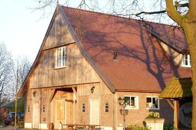 Paisible maison de vacances dans la nature à Geesteren