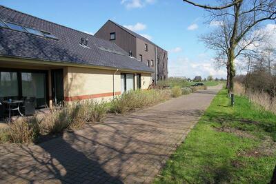 Maison de vacances de luxe à Langweer près de la forêt