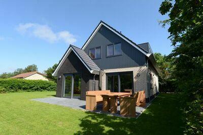 Charmante villa adaptée aux enfants à Texel près de la mer