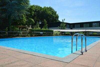 Maison de vacances de charme à Hulshorst avec piscine