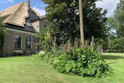 Ferme spacieuse à Oterleek, avec jardin privé