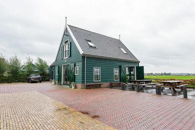 Maison de vacances pittoresque à Beemster avec jardin