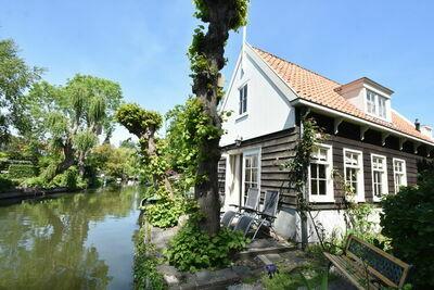 Maison de vacances avec jardin à Quaint en Hollande du Nord