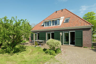 Grande maison de vacances à Zuidoostbeemster avec terrasse