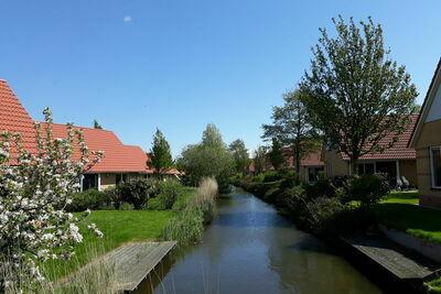 Maison indépendante avec jetée, à seulement 19 km de Hoorn