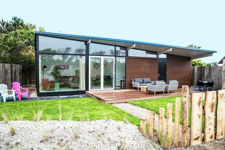 Luxe Lodge aan de Duinen, Location Maison à Callantsoog - Photo 0 / 20