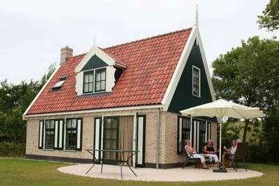 Villa confortable de style Wieringer, mer des Wadden proche