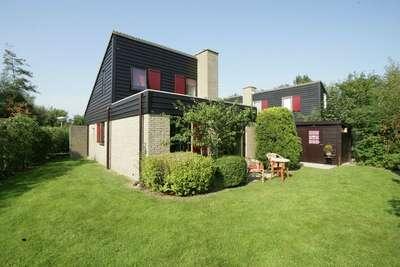 Maison indépendante avec lave-vaisselle située sur Texel