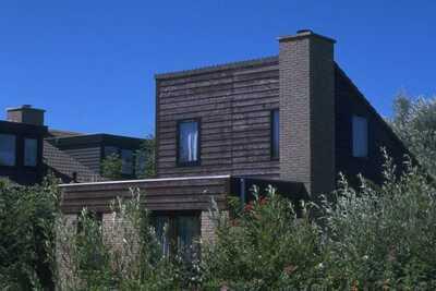 Maison indépendante avec lave-vaisselle, située sur Texel
