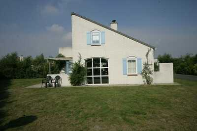 Villa individuelle avec lave-vaisselle et cheminée sur Texel