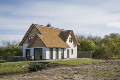 Villa de luxe en Hollande du Nord avec jardin