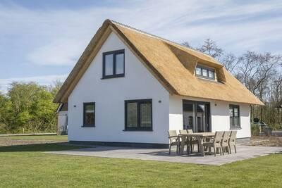 Superbe maison de vacances à De Cocksdorp avec jardin