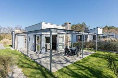 Chalet de luxe avec deux salles de bains, à 2 km. de la mer sur Texel