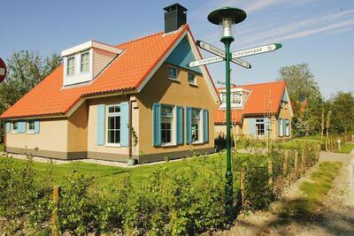 Villa classique, deux salles de bains, sur Texel, mer à 2 km