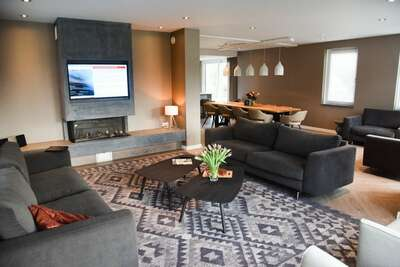 Villa de luxe avec 3 salles de bains, mer proche, Texel