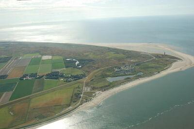 Chalet restylé avec lave-vaisselle, à 2 km de la mer sur Texel