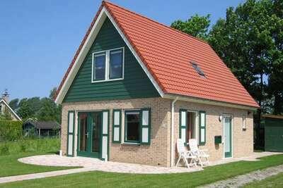 Superbe maison de vacances à Zonnemaire près du lac