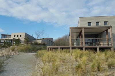 Villa luxe avec terrasse dans la réserve naturelle De Punt