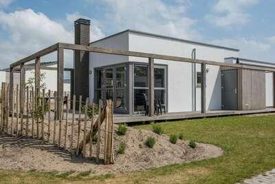 Maison de vacances individuelle plain-pied à côté de la mer