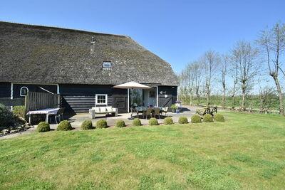 Luxueuse ferme en Nouvelle-Zélande Kamperland avec Jardin