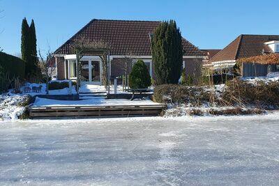 Maison de vacances boutique avec piscine à Zeewolde