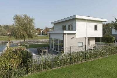 Maison de vacances paisible avec jetée à Harderwijk