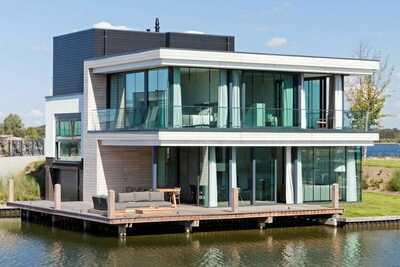 Villa luxueuse avec 3 salles de bains près du Veerse Meer