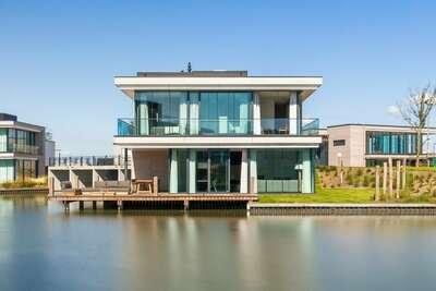 Villa avec lave-linge 4 salles de bains, près du Veerse Meer