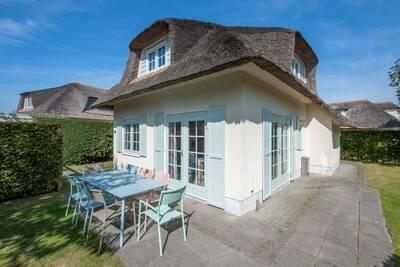 Villa au toit de chaume lave-vaisselle, mer à 1 km à Domburg