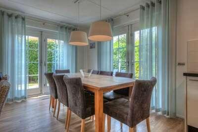 Villa rénovée avec lave-vaisselle, mer à 1 km à Domburg