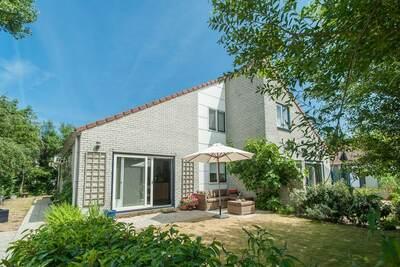 Maison de vacances moderne en Hollande du Nord proche forêt