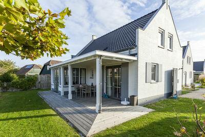 Maison de vacances à Wolphaartsdijk avec un petit parc