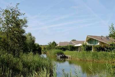 Maison de vacances cosy avec 2 salles de bains à Veerse Meer