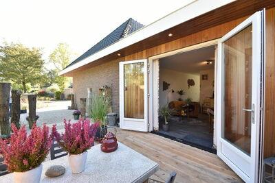 Vieille maison de vacances à Kamperland pres du lac Veerse